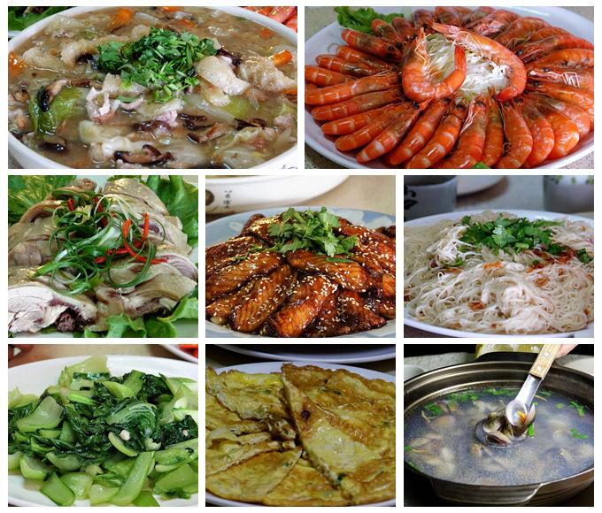 【雲林。食旅】貨真價實新鮮天然的農漁產無菜單料理 就在雲林口雲金湖休閒農業遊客中心