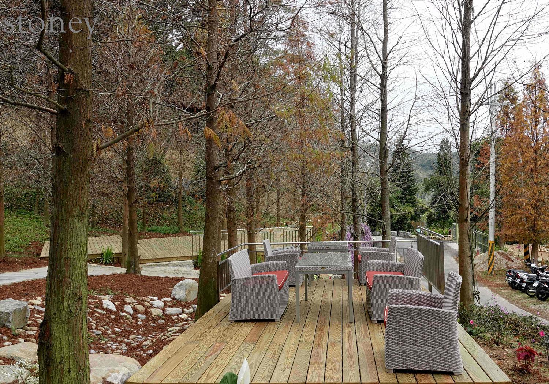 【台中。旅遊美食】聚餐集會美勝地–台中新社雙翠水壩《松之戀The Pines》