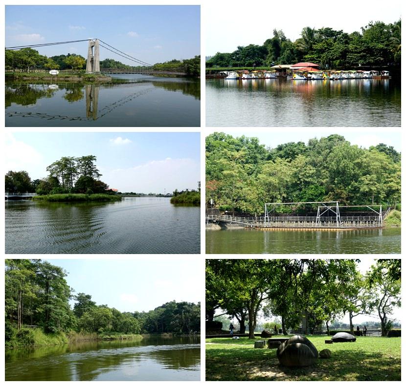 【台南。旅遊】台灣第一水庫虎頭埤–一個有著370年歷史背景的IG打卡景點