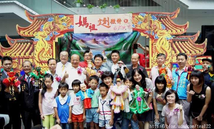 臺中媽祖國際觀光文化節創作比賽成果揭曉