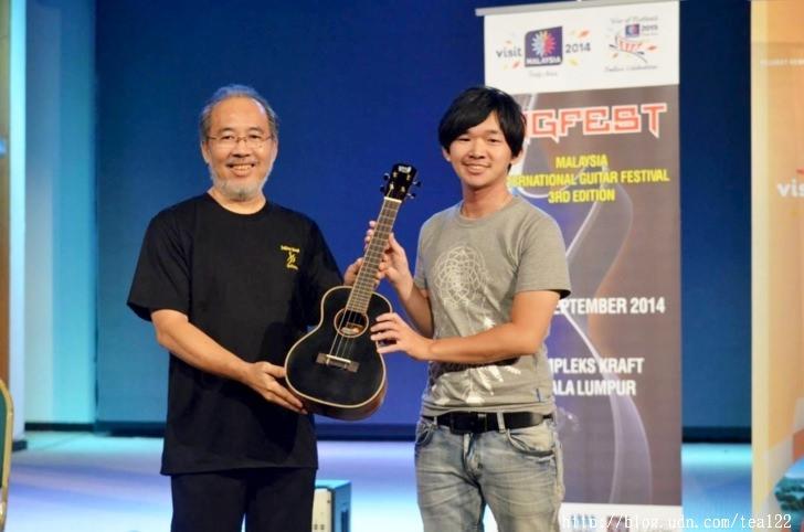 烏克麗麗在馬來西亞奪冠 再次成就台灣之光