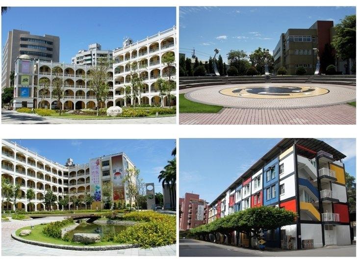 東方設計學院--一所採工坊式教學,強調「做中學,學中做」的學校。