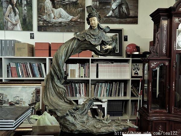 【台中.旅行】台灣的四行倉庫–一間教你如何培養收藏藝術品鑑賞力的藏寶閣(udn部落格粉絲專頁)